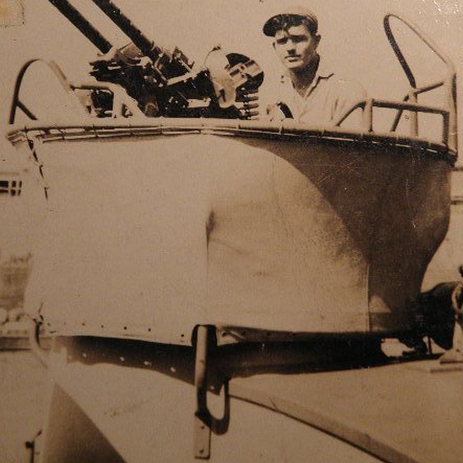 Elco PT Boat 103 Class Turret